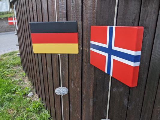 Grenzübergreifende Freundschaft
