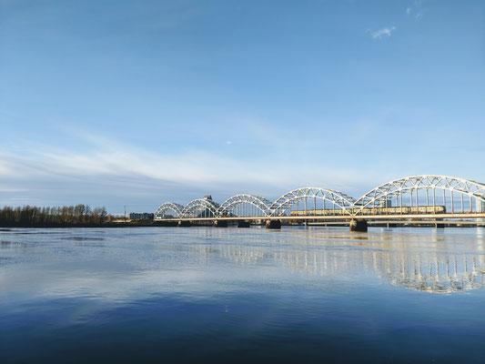 Direkt am Kanal: ein neu belebter Stadtteil