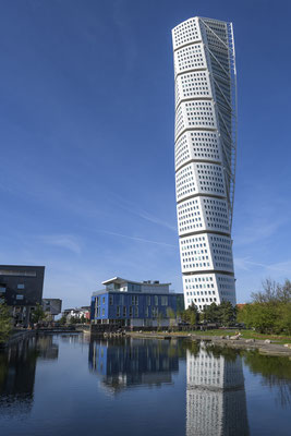Turning Torso - Malmo / Sweden
