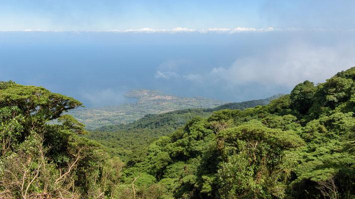 Isla Ometepe - Volcano Maderas