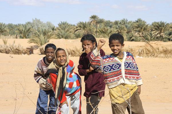 School kids / Libya