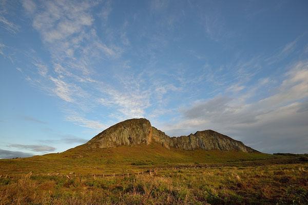 Vulcano Rano Raraku - Easter Island