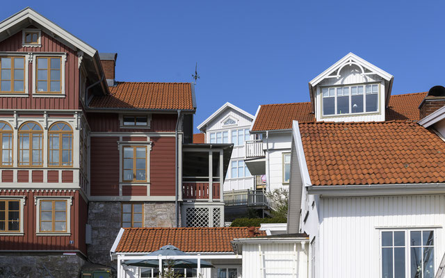 Fishing village - Sweden