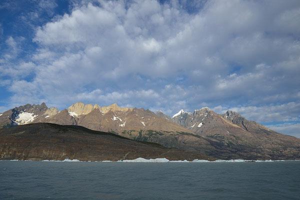 Lago Grey - Torres del Paine NP