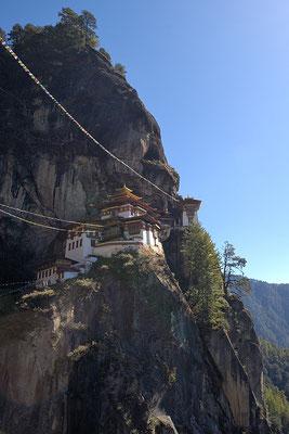 Taktshang Monastery (Tiger's Nest)