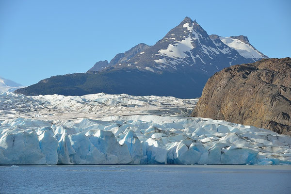Grey Glacier - Torres del Paine NP