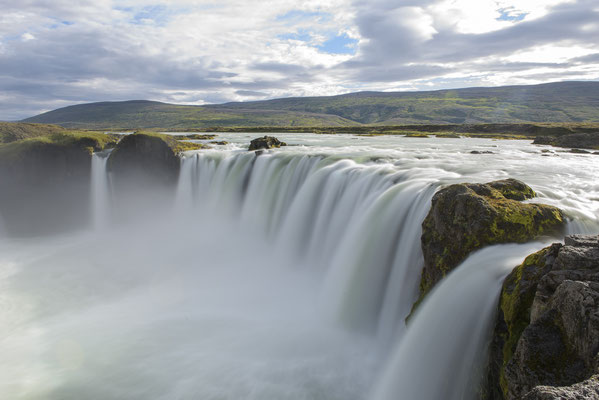 Góðafoss Waterfall