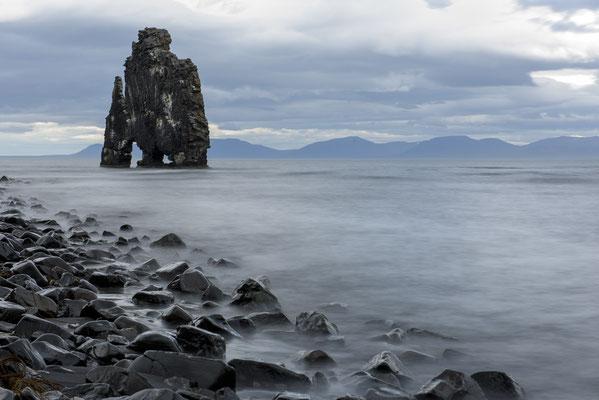 Hvítserkur - Vatnsnes / North Iceland