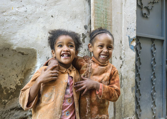 Kids in the streets of Tripolis / Libya