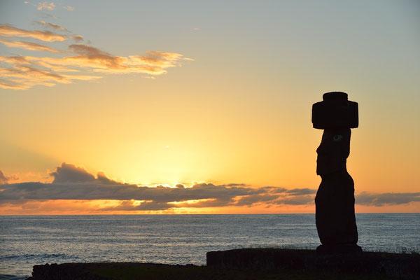 Ahu Tahai Moai - Easter Island