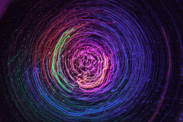 rotation II – abstract light VI