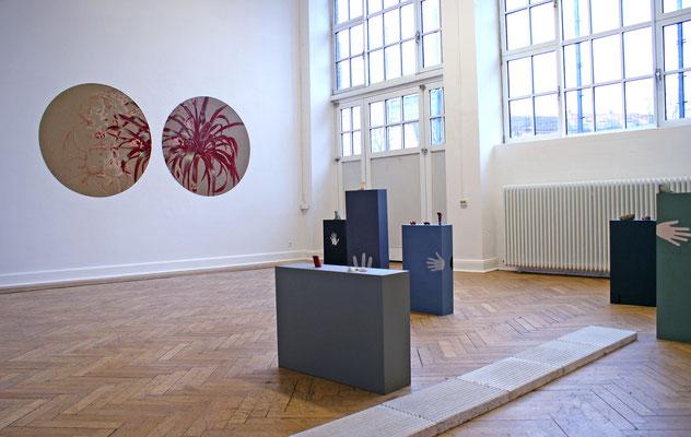 Installation View @ K25, Klasse Prof. Andreas Slominski