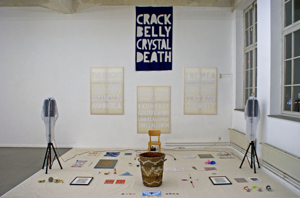 Installation View, André Mulzer