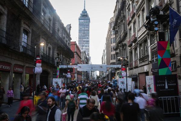 Mexiko Stadt 20 Millionen Einwohner