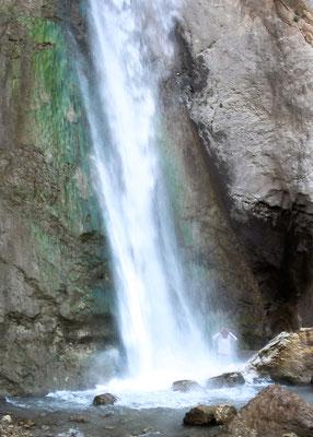 2. höchster Wasserfall des Iran