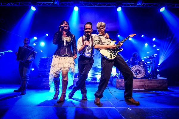 © Adrian Bretscher / www.hangar-entertainment.ch / Trauffer