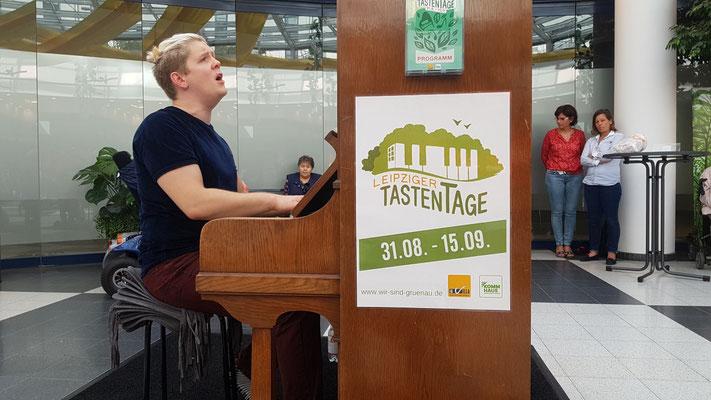 Dannek Annohen Piano Musik Leipzig Grünau PEP Center