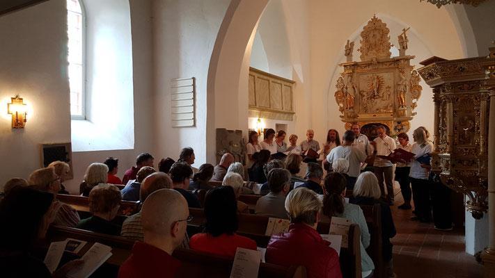 Piano Musik & Chor Leipzig Grünau Kirche Schönau