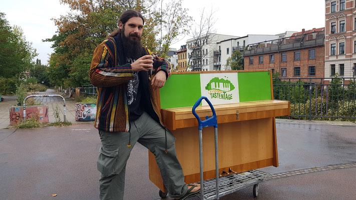 Piano Musik Leipzig Grünau Klaviertransport