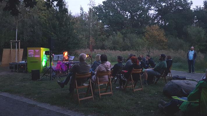 Piano Musik Leipzig Grünau Schönauer Park