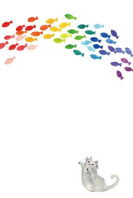 PT-06「魚の虹とネコ」S