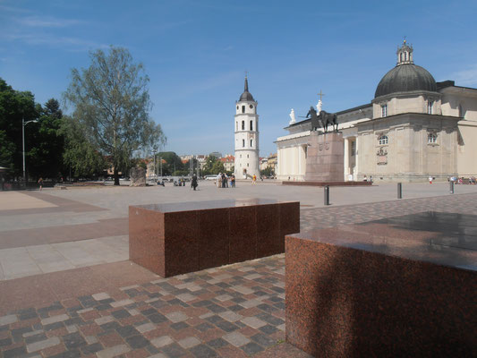 Kathedrale in Vilnius, Litauen
