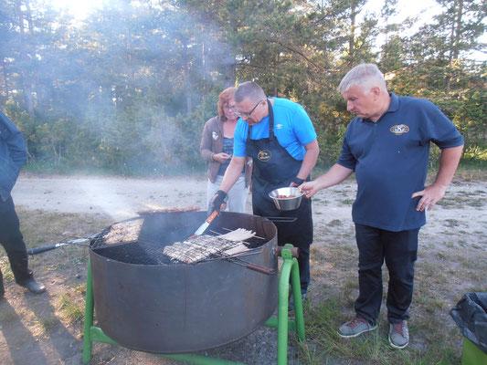 Sommercamp Kiwanis-Club Keila