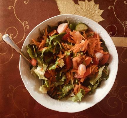 Griechischer gemischter Salat