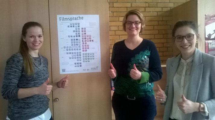 Filmlehrerinnen in Niedersachsen