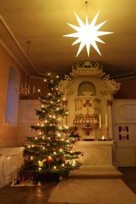 Weihnachten in Flachstöckheim, Foto: Kristina Branz