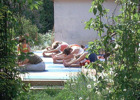 Yogaausbildungen Berlin