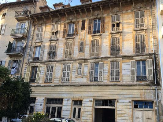 Carros Construction - surélévation immeuble à Nice