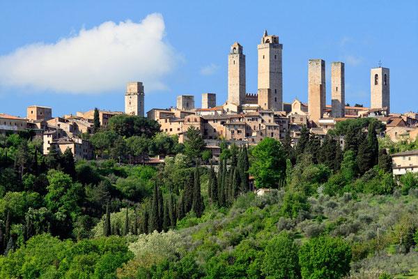 San Gimignano- Googled image