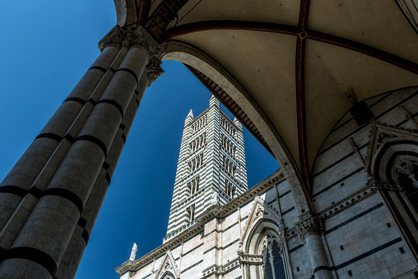 Siena Cathedral - image John Rinaldi