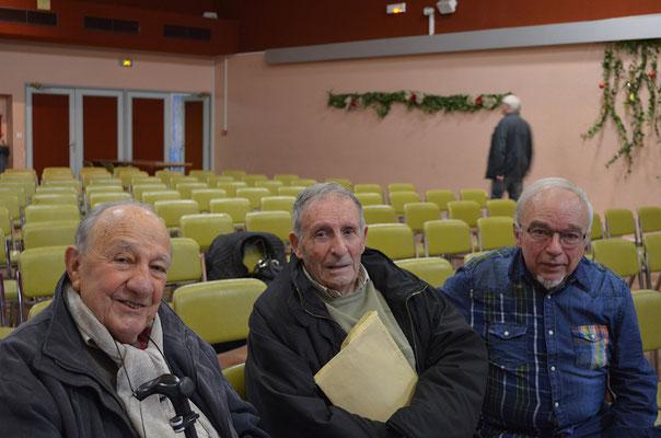 Edouard JOURDA ; Paul COMBEAU ; Bernard LASSERE