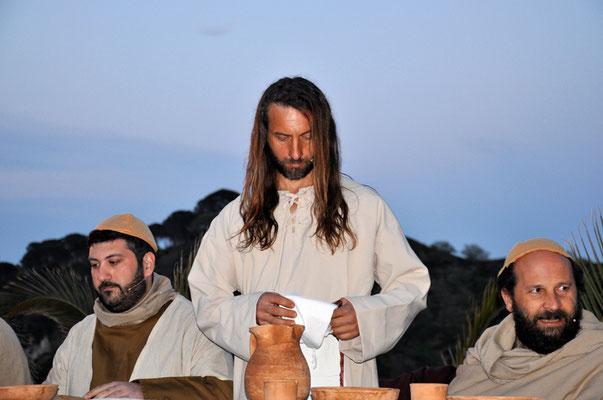 """Cod. 022 Savoca (ME) """"La Passione di Cristo"""""""