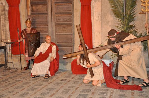 """Cod. 053 Savoca (ME) """"La Passione di Cristo"""""""