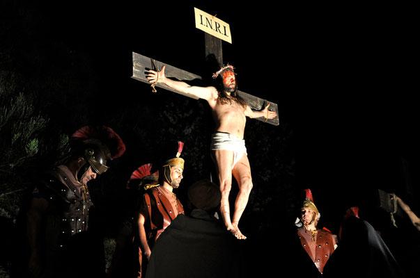 """Cod. 054 Savoca (ME) """"La Passione di Cristo"""""""