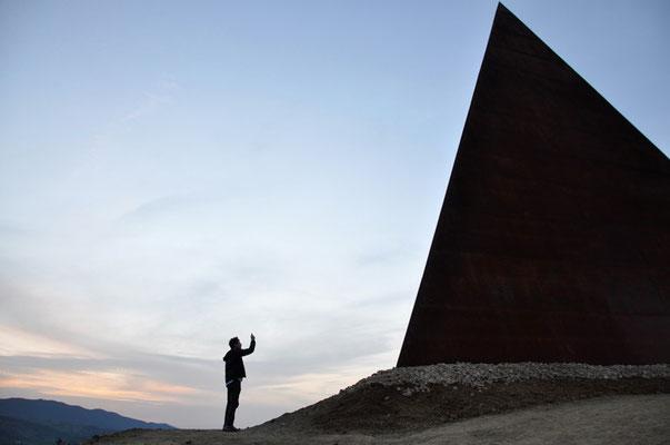 Cod. Castel di Tusa 009 Piramide 38° Parallelo
