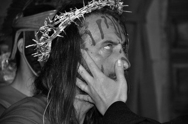 """Cod. 047 Savoca (ME) """"La Passione di Cristo"""""""