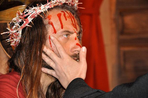 """Cod. 046 Savoca (ME) """"La Passione di Cristo"""""""