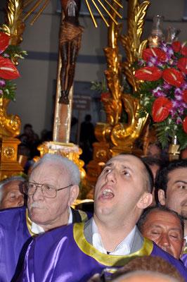 """Cod. 025 Caltanissetta - Giovedì Santo """"Il Cristo Nero"""""""