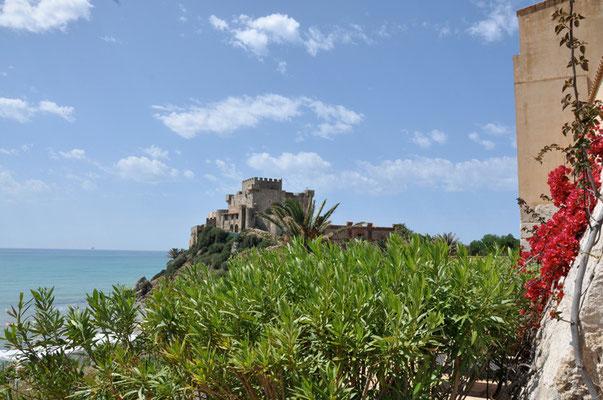 """Cod.22 Agrigento """"Castello di Falconara"""""""
