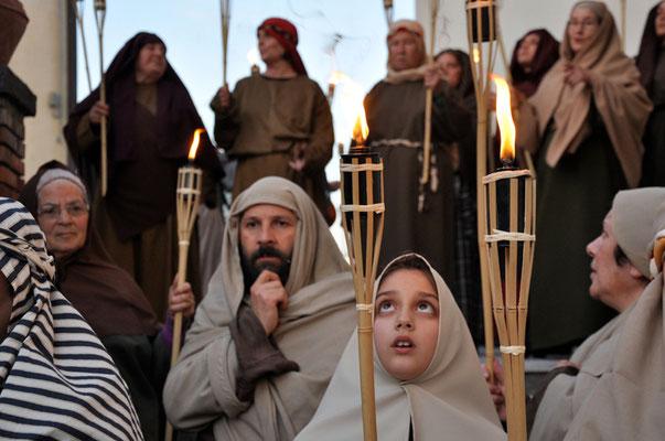 """Cod. 018 Savoca (ME) """"La Passione di Cristo"""""""