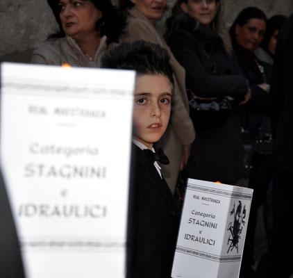 """Cod. 026 Caltanissetta - Giovedì Santo """"Il Cristo Nero"""""""