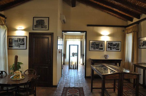 "Cod.15 Agrigento ""Casa Natale Luigi Pirandello"""