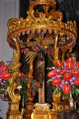 """Cod. 018 Caltanissetta - Giovedì Santo """"Il Cristo Nero"""""""