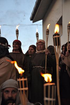 """Cod. 017 Savoca (ME) """"La Passione di Cristo"""""""