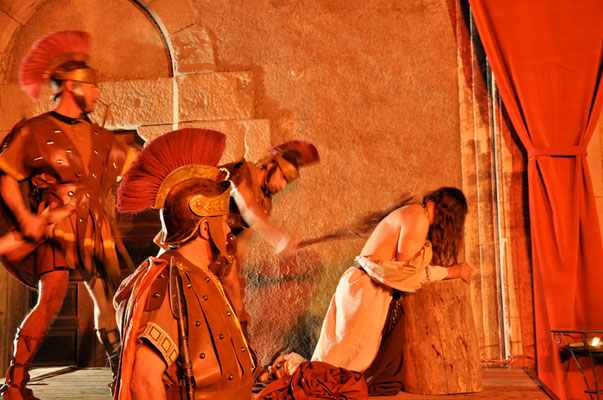 """Cod. 041 Savoca (ME) """"La Passione di Cristo"""""""