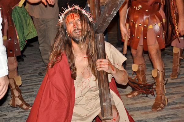 """Cod. 051 Savoca (ME) """"La Passione di Cristo"""""""